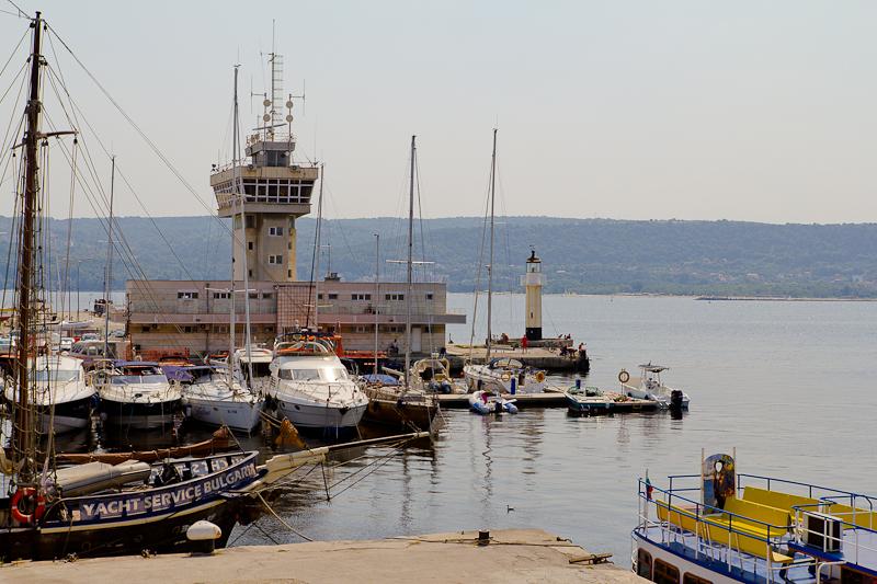 Hafenanlagen in Varna