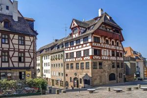Albrecht Dürer Haus in Nürnberg