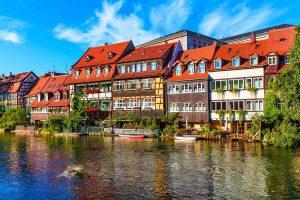 Bamberg in Bayern