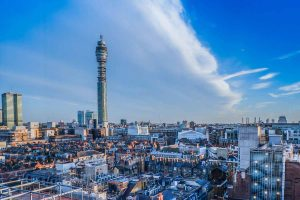 BT Tower in London