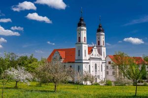Kloster Irsee in Bayern