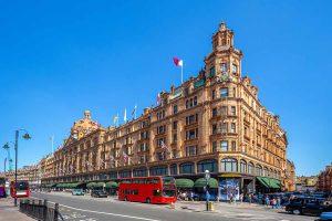 Geschäfte in London