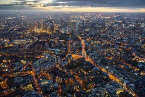Luftaufnahme von London