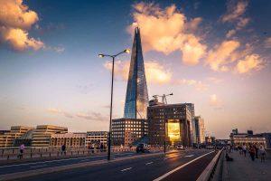 The Shard und London Bridge