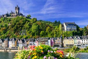 Rhein bei Cochem