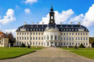 Schloss Hubertusburg in Wermsdorf