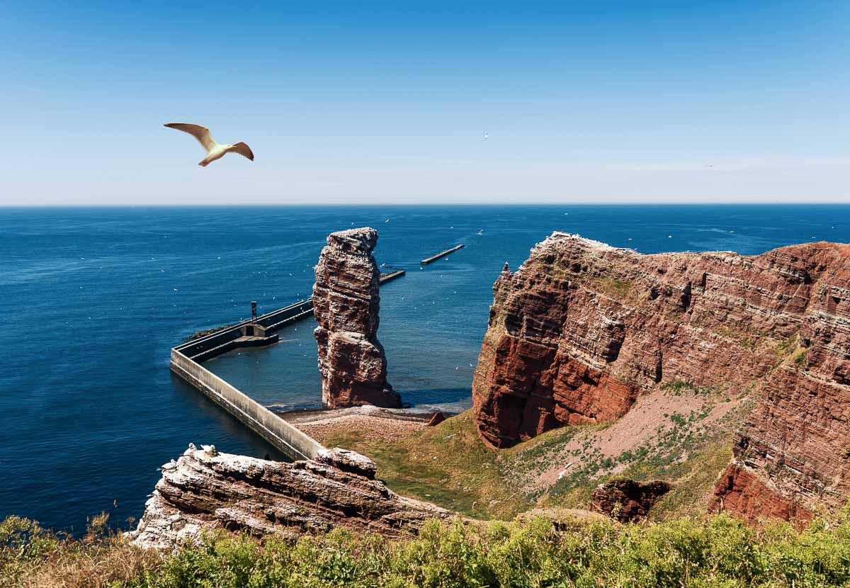 Lange Anna auf Helgoland