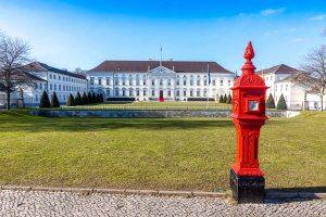 Schloss Bellevue in Berlin