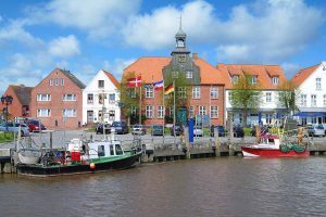 Hafen von Tönning