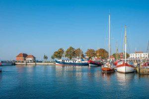 Hafen in Laboe