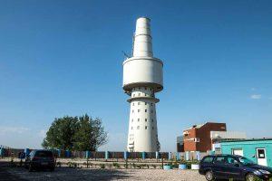 Oceantower in Klaustorf