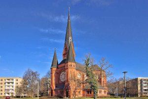 Pauluskirche in Dessau