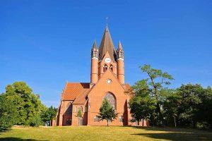 Pauluskirche in Halle