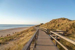 Strand in Kampen, Sylt