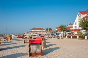 Strand in Laboe