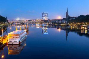 Weser in Bremen