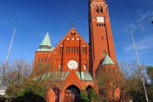 Herz-Jesu-Kirche in Bremerhaven